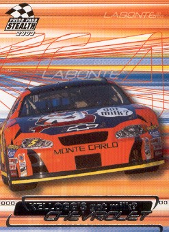 2003 Press Pass Stealth #5 Terry Labonte's Car