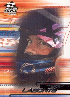 2003 Press Pass Stealth #6 Terry Labonte