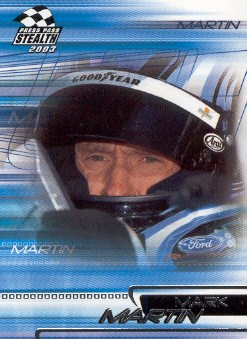 2003 Press Pass Stealth #9 Mark Martin