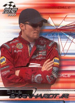2003 Press Pass Stealth #10 Dale Earnhardt Jr.