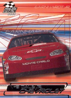2003 Press Pass Stealth #11 Dale Earnhardt Jr.'s Car