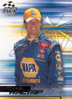 2003 Press Pass Stealth #13 Michael Waltrip