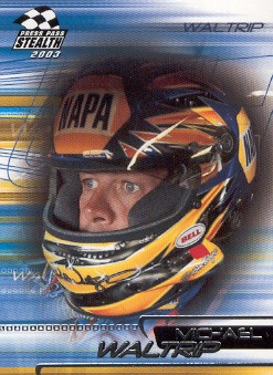 2003 Press Pass Stealth #15 Michael Waltrip