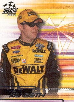 2003 Press Pass Stealth #16 Matt Kenseth