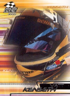 2003 Press Pass Stealth #18 Matt Kenseth