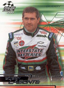 2003 Press Pass Stealth #19 Bobby Labonte