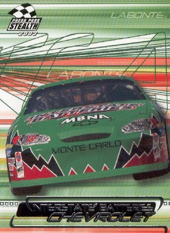 2003 Press Pass Stealth #20 Bobby Labonte's Car