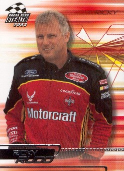 2003 Press Pass Stealth #25 Ricky Rudd