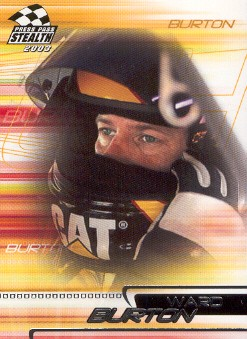 2003 Press Pass Stealth #30 Ward Burton