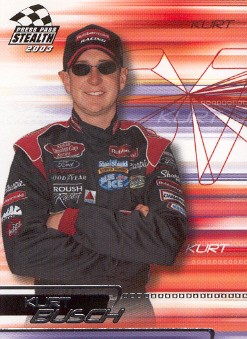 2003 Press Pass Stealth #40 Kurt Busch