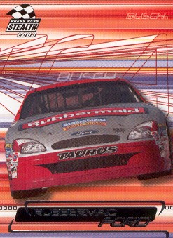 2003 Press Pass Stealth #41 Kurt Busch's Car