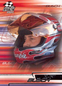 2003 Press Pass Stealth #42 Kurt Busch