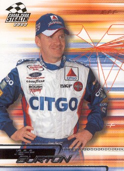 2003 Press Pass Stealth #43 Jeff Burton