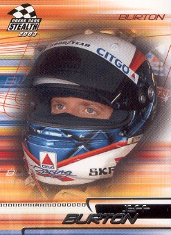 2003 Press Pass Stealth #45 Jeff Burton