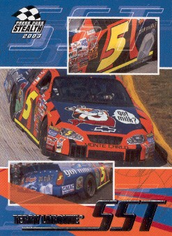 2003 Press Pass Stealth #56 Terry Labonte SST