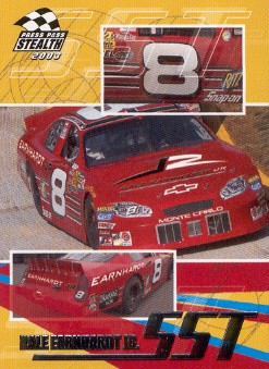 2003 Press Pass Stealth #57 Dale Earnhardt Jr. SST