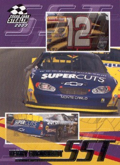 2003 Press Pass Stealth #58 Kerry Earnhardt SST