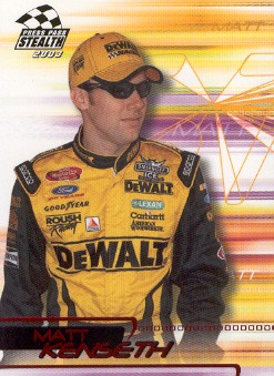 2003 Press Pass Stealth Red #P16 Matt Kenseth