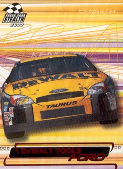 2003 Press Pass Stealth Red #P17 Matt Kenseth's Car