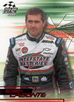 2003 Press Pass Stealth Red #P19 Bobby Labonte