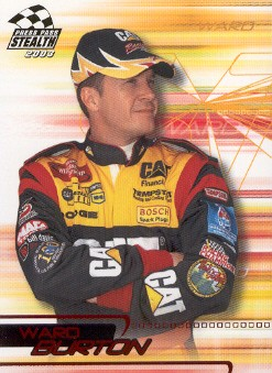 2003 Press Pass Stealth Red #P28 Ward Burton