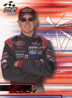 2003 Press Pass Stealth Red #P40 Kurt Busch