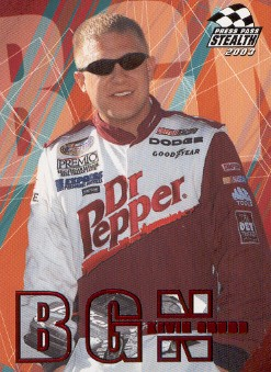 2003 Press Pass Stealth Red #P49 Kevin Grubb