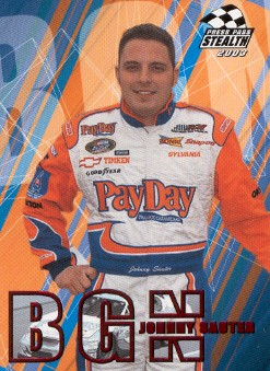 2003 Press Pass Stealth Red #P52 Johnny Sauter