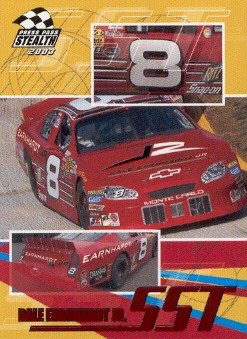 2003 Press Pass Stealth Red #P57 Dale Earnhardt Jr. SST