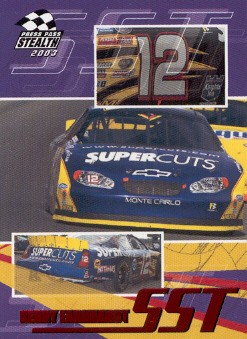 2003 Press Pass Stealth Red #P58 Kerry Earnhardt SST