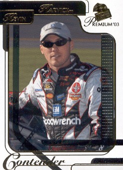 2003 Press Pass Premium #11 Kevin Harvick