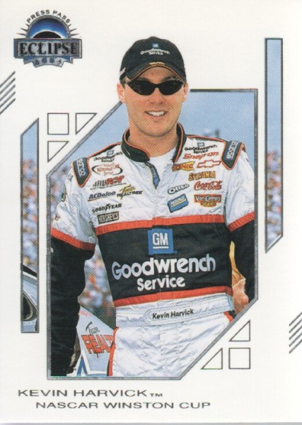 2003 Press Pass Eclipse #20 Kevin Harvick