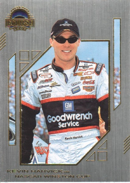 2003 Press Pass Eclipse Solar Eclipse #P20 Kevin Harvick