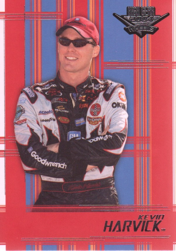 2004 Wheels High Gear #9 Kevin Harvick