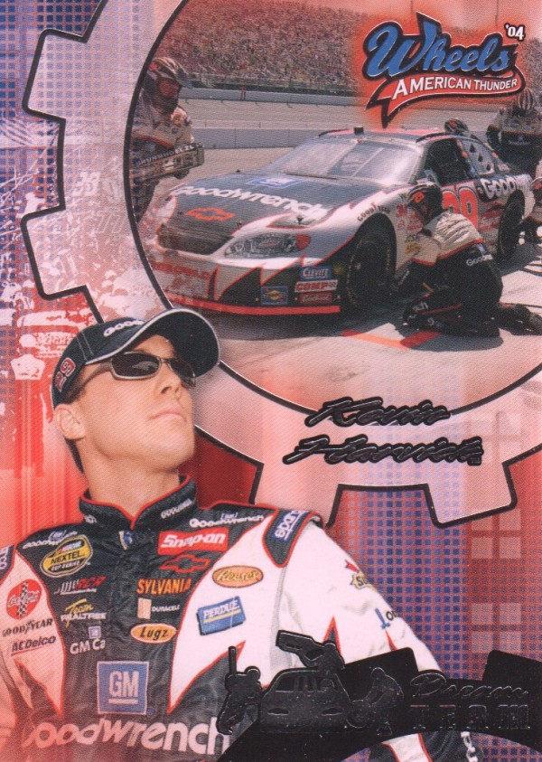 2004 Wheels American Thunder #61 Kevin Harvick DT
