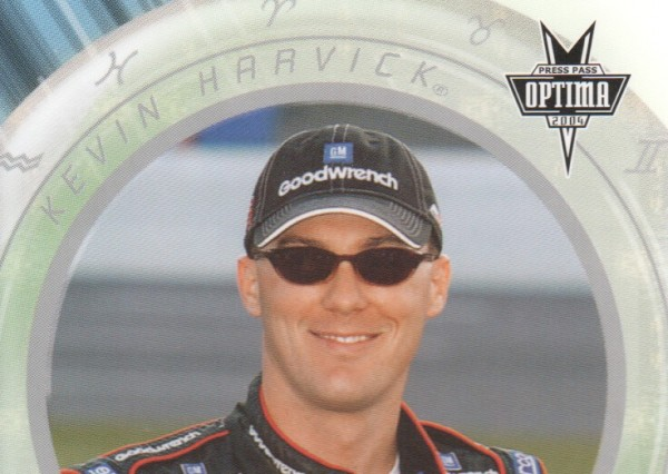 2004 Press Pass Optima #89 Kevin Harvick SS