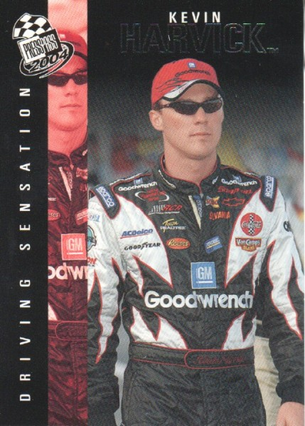 2004 Press Pass #99 Kevin Harvick DS