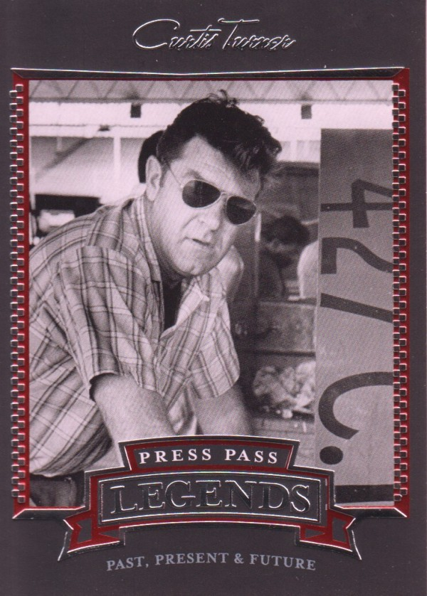 2005 Press Pass Legends #2 Curtis Turner