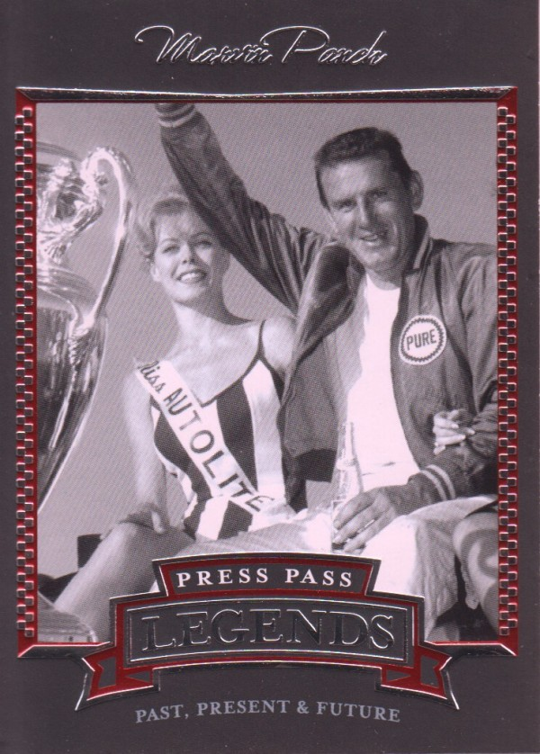 2005 Press Pass Legends #4 Marvin Panch