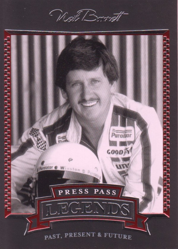 2005 Press Pass Legends #18 Neil Bonnett