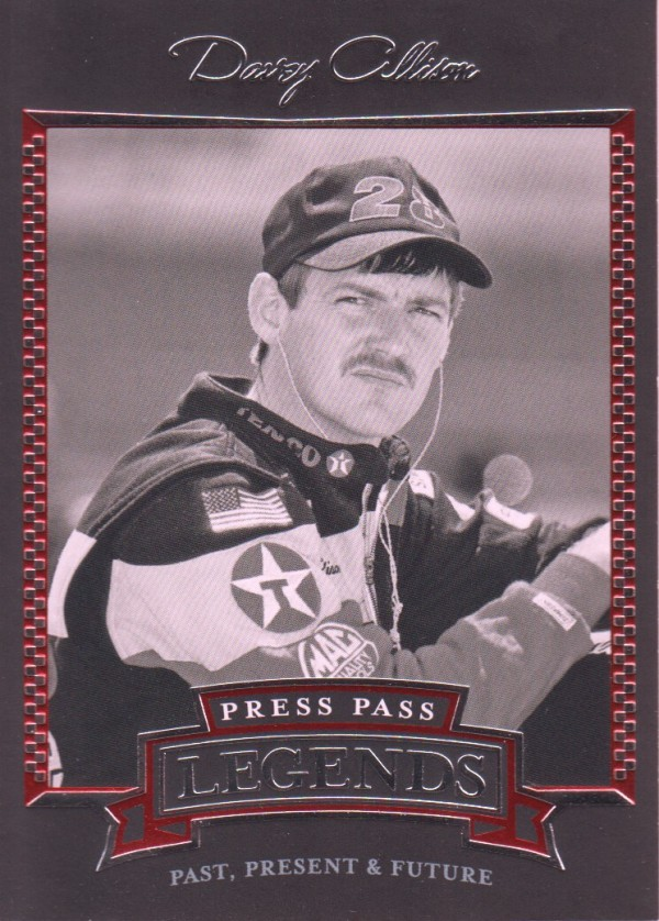 2005 Press Pass Legends #27 Davey Allison