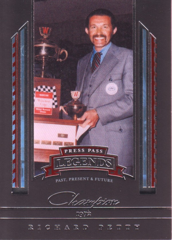 2005 Press Pass Legends #34 Richard Petty C