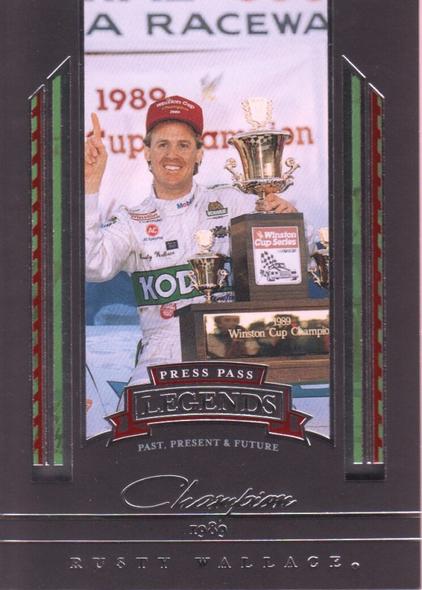 2005 Press Pass Legends #38 Rusty Wallace C