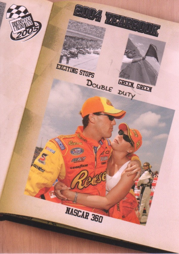 2005 Press Pass #93 Kevin Harvick Y