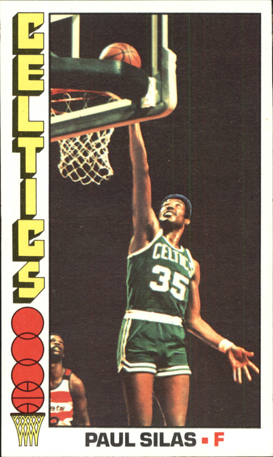 1976-77 Topps #3 Paul Silas