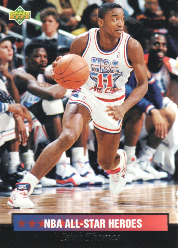 1992-93 Upper Deck All-Star Weekend #23 Isiah Thomas