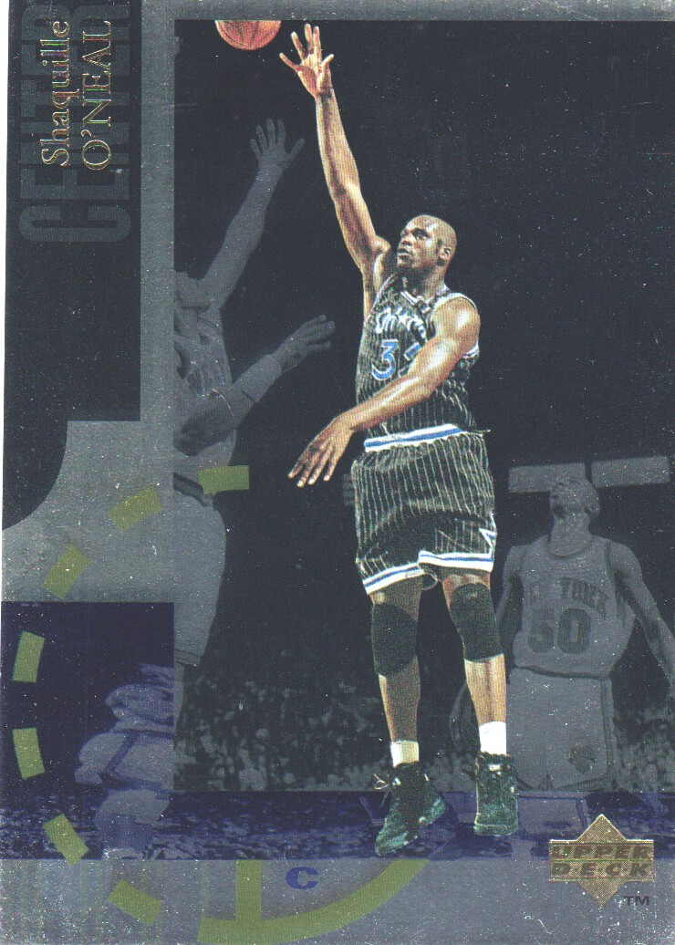 1994-95 Upper Deck Special Edition #152 Shaquille O'Neal
