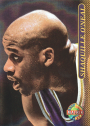 1996-97 Stadium Club Matrix #18 Shaquille O'Neal