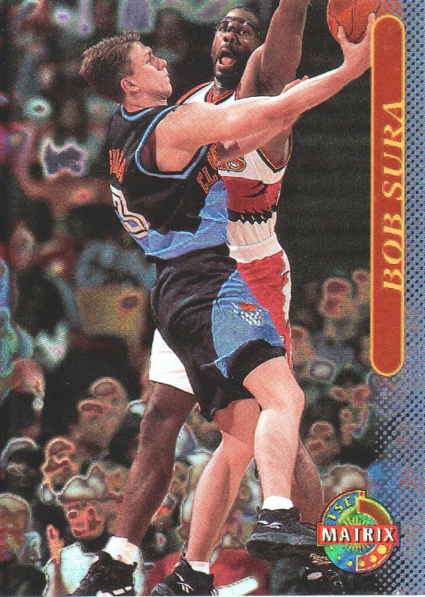1996-97 Stadium Club Matrix #23 Bob Sura