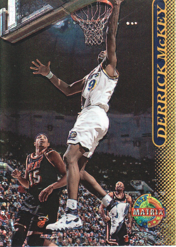 1996-97 Stadium Club Matrix #45 Derrick McKey